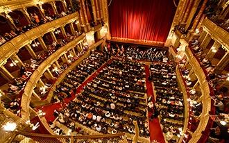 בית האופרה של בודפשט