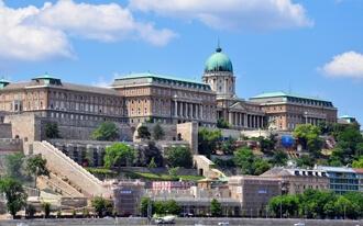 ארמון בודה - Buda Castle