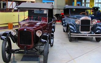 מוזיאון התחבורה - Transport Museum