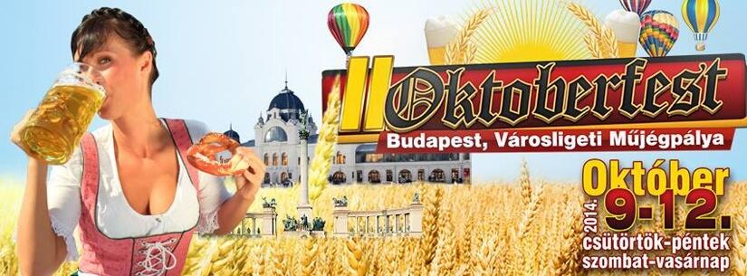 Oktoberfest Budapest Official