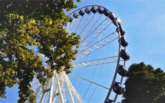 העין של בודפשט - הגלגל הענק
