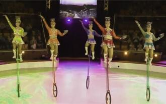 הקרקס של בודפשט - Budapest Circus
