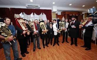 """בית חב""""ד בודפשט - Chabad Budapest"""