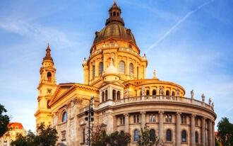 קתדרלות בבודפשט