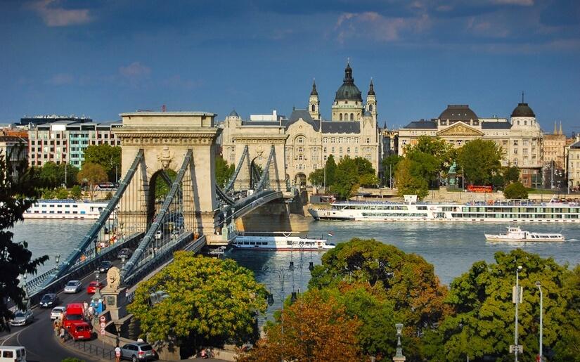 בודפשט - עיר קסומה במרכז אירופה