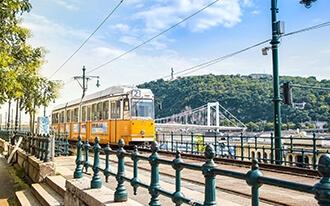 תחבורה בבודפשט