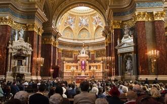בזיליקת אישטוון הקדוש - St. Stephen's Basilica