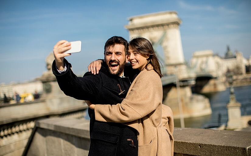 חוגגים את יום האהבה בבירת הונגריה - בודפשט